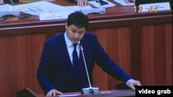 Улукбек Марипов.