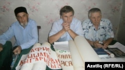 Гамил Камалетдинов (с), Фәрит Зәкиев, Галишан Нуриәхмәт