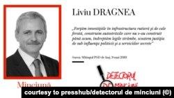 Detectorul de minciuni, proiect al unor ong, finantat de Comisia Europeana, sustinut de Europa Libera