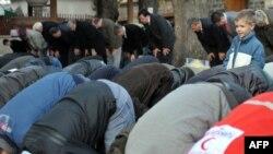 Сегодня мусульмане всего мира начали праздновать Курбан-байрам