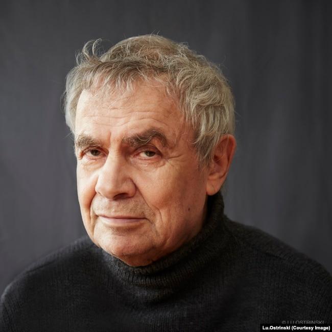 Михаил Гробман