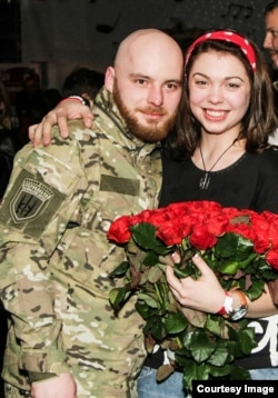 Антон Окороков і Надія Клюшнікова
