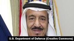 سلمان بن عبدالعزیز، ولیعهد عربستان