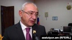Կենտրոնական ընտրական հանձնաժողովի նախագահ Տիգրան Մուկուչյան, արխիվ