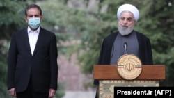 حسن روحانی گفته است ۱۰ میلیارد دلار برای رفع مشکلات کسبوکارها در نظر گرفته شده