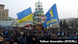 Kiyevdə aksiya