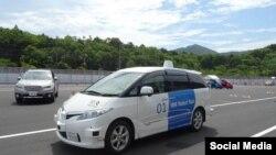 Япониядә пилотсыз такси сынау уза