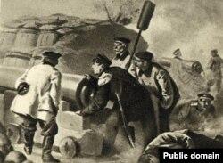 İllarion Prânişnikov. Admiral Nahimov Aqyar bastionında