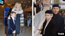 Дени с мамой и Дени с папой (2008 год)