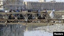 نهر في البصرة