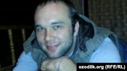 Uzbekistan - world champion uzbek weightlifter Ruslan Nuriddinov