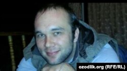 Xonabodlik chempion Ruslan Nuriddinov.