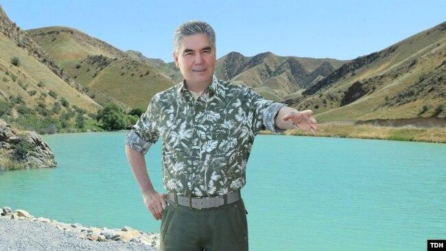 Gurbanguly Berdimuhamedov, 11 iyun 2020