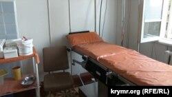 Операционная в Алупкинской городской больнице. Архивное фото