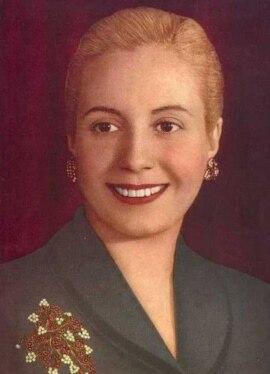 اویتا پرون (۱۹۵۲-۱۹۱۹).