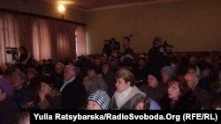 Громадські слухання щодо утилізації твердого ракетного палива у Павлограді
