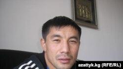 Азия оюндардында алтын медал уткан кыргыз балбаны Данияр Көбөнов