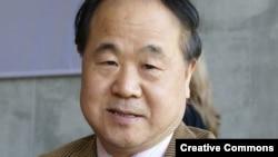 2012-ci il Ədəbiyyat üzrə Nobel mükafatçısı Mo Yan