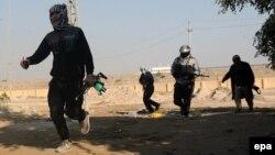Фаллужадагы суннит козголоңчулары, 9-январь, 2014