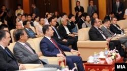 Груевски во Пекинг