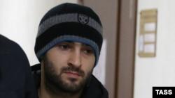 Один из членов Хизб ут-Тахрир при этапировании в Петербург, 9 ноября 2016 г.