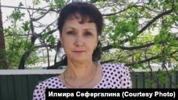 Илмира Сәфәргалина
