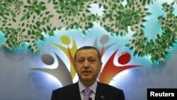 Kryeministri turk Rexhep Tajip Erdogan