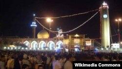 جامع أبو حنيفة النعمان في الأعظمية