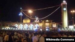 جامع الامام الاعظم ببغداد