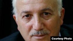 Gürcüstanda yaşayan azərbaycanlı şair Tapdıq Yolçu.