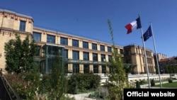 Здание МИД Франции в Париже