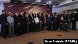 Sa predstavljanja Građanskog pokreta, foto: Savo Prelević