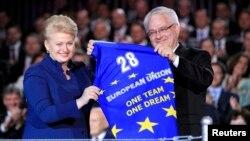 Hrvatska proslavila ulazak u Evropsku uniju