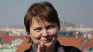 Татьяна Параскевич. Прага, 27 наурыз 2014 жыл.