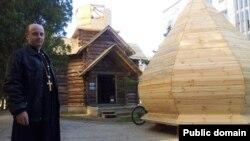 Свято-Воздвиженський храм в Євпаторії