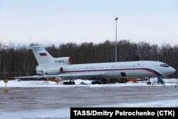 Ту-154 самолёти