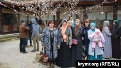«Qırım birdemligi» birleşmesiniñ on ekinci toplaşuvı, 2017 senesi mart 25 künü, Bağçasaray