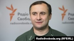 Глава Государственной пограничной службы Украины Олег Слободян