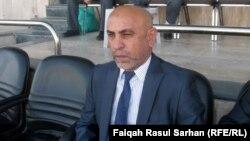 رئيس الوفد العراقي كامل زغير