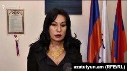 Депутат фракции «Процветающая Армения» Наира Зограбян