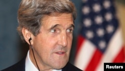 U.S. Secretary of State John Kerry will meet with the Uzbek foreign minister.