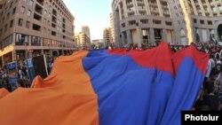 Անկախության օրվա տոնակատարություն Երևանում, արխիվ