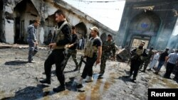 Pas sulmit në Balad të Irakut...