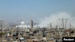 Pamje nga qarku Khaldiyeh
