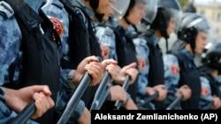 Протести 27 липня і 3 серпня поліція і Росгвардія жорстоко розігнали