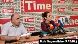 Грузинские правозащитники обвиняют министра по делам беженцев и ректора полицейской академии в нарушении «табачного законодательства»