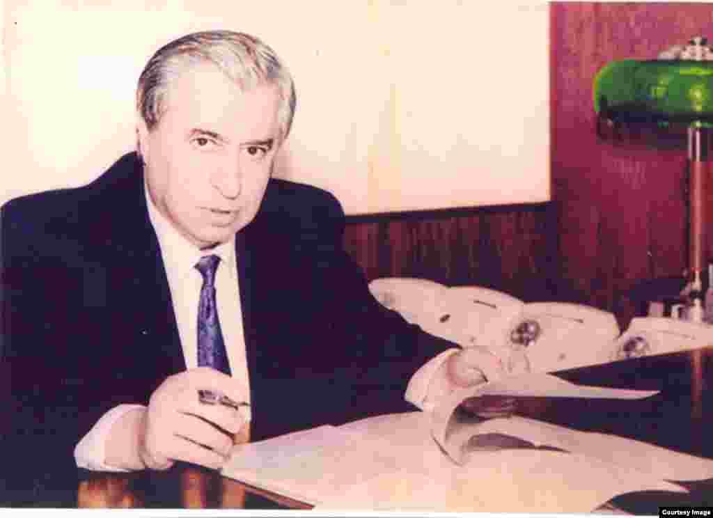 Dövlət katibi Tofiq İsmayılov