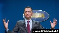 Romania - Romanian PM Sorin Grindeanu, Bucharest