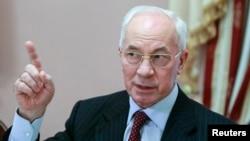 Ukrainanyň premýer-ministri Mykola Azarow
