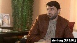 اکرم خپلواک رئیس هیئت حکومت افغانستان در کمیسیون اجرائی موافقتنامه صلح